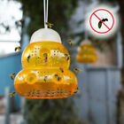 Wasp Fly Flies Insects Hanging Trap Yellow Jackets Hornet Trap Bee Catcher CL