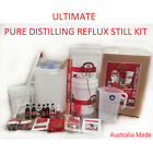 New PURE DISTILLING Ultimate Reflux Still Kit with Choice of 30L/35L/65L Boiler