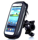 360° Bicycle Motor Bike Waterproof Phone Case Mount Holder For All Phones Mobile