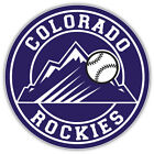 "Colorado Rockies Logo MLB Baseball Sport Car Bumper Sticker Decal  ''SIZES"" on Ebay"