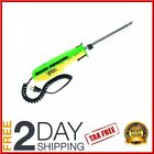 120V Electric Fisherman Fillet Knife Blades Green/Yellow