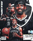 "316 Kevin Durant - KD 35 7 Brooklyn Nets NBA FMVP MVP 14""x17"" Poster on eBay"