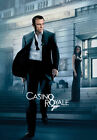 Casino Royale 5 Poster Movie Poster Canvas Picture Art Wall Decore £63.0 GBP on eBay