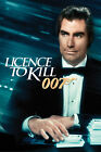 Licence to Kill 4 Poster Movie Poster Canvas Picture Art Wall Decore £23.0 GBP on eBay
