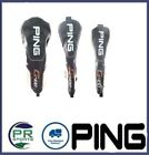 New Ping Golf G400 Driver Fairway Wood and Hybrid Headcovers