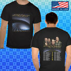 TOOL Band Fear Inoculum TOUR 2019 Men's GILDAN BLACK Shirt S-2XL image