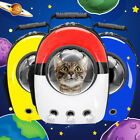 Astronaut Portable Pet Cat Dog Puppy Carrier Backpack Travel Bag Capsule Space