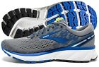 Brooks Ghost 11 Mens Running Shoe Grey/Blue/Silver multiple sizes New In Box
