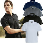MANS ADULTS GOLF POLO ESSENTIALS POLO 100% POLYESTER BREEZEWAY SHORT SLEEVE NEW