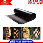 BBQ Grill Mat Teflon Reusable Sheet Resistant Non-Stick Barbecue Bake Cooking