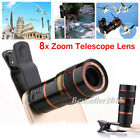 US-8x-Optical-Zoom-HD-Telescope-Phone-Camera-Lens-Clipon-Fr-Apple-iPhone-XR-8-7