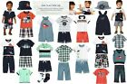 NWT Gymboree Go Nautical Boys Sets and Pieces U-Pick  6-12, 18-24 mos, 2T, 3T, 4