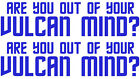 Star Trek Spock Are You Out Of Your Vulcan Mind? 1 Pair Vinyl Decal Sticker Car on eBay