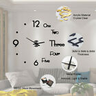 Diy Large Wall ClockBuy 2 Free Shipping