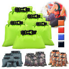 5X Water Resistant Waterproof Dry Bag Canoe Kayak Camping Cycling Fishing Pouch