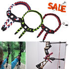 1X Archery Adjustable Compound Bow Wrist Sling 4 Color Hunting Free Shipping