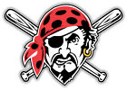 "Pittsburgh Pirates Mascot MLB Baseball Sport Car Bumper Sticker Decal ''SIZES"" on Ebay"