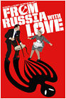 From Russia With Love 2 Poster Canvas Picture Art Wall Decore £8.0 GBP on eBay