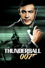 Thunder Ball 1 Poster Canvas Picture Art Wall Decore £63.0 GBP on eBay