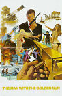 The Man with the Golden Gun 3 Poster Canvas Picture Art Wall Decore £4.0 GBP on eBay