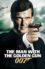 The Man with the Golden Gun 5 Poster Canvas Picture Art Wall Decore £4.0 GBP on eBay