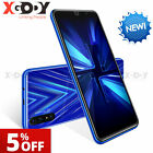 """AT&T Cheap Android Cell Phone 2 SIM Unlocked 6.0"""" Smartphone 5MP Quad Core XGODY"""