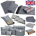 Grey Mailing Bags Self Seal Strong Postage Postal Poly Pack 28