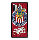 CHIVAS CLUB DEPORTIVO Samsung Galaxy S8 S9 S10 Note 8 9 10 Plus Phone Case