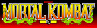 Mortal Kombat Arcade Marquee For Reproduction Header/Backlit Sign