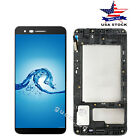 For LG Aristo 3 2019 LM-X220MA / LMX220PM LCD Touch Screen Digitizer+Frame_CA