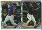 2019 Bowman Draft Chrome REFRACTORS #BDC1-200 Complete Your Set - You Pick!Baseball Cards - 213