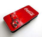 Christmas Truck Coca Cola New Year Happy Holidays Wallet Leather Phone Case £8.99  on eBay