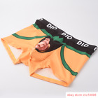 Anime JOJO'S BIZARRE ADVENTURE Dio Men's Panties Women Safety Shorts Underpants