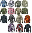 Rothco Long Sleeve T-Shirt Tactical Military Crew Super Soft Tee Undershirt