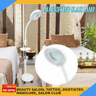 LED Facial Magnifying Floor Lamp Magnifier Tattoo Salon Lamp with Tray US Plug