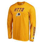 Washington Redskins Men's Long Sleeve Slogan Tee - New With Tags - FREE SHIP! $19.99 USD on eBay