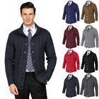 Men's Knitted Jacket Cardigan Sweater Warmer Thickened Winter Coat Casual Wear