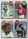 1979 Topps Football Cards 1st Part #1-200 Complete Your Set - You Pick! $1.88 USD on eBay