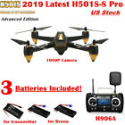 Hubsan H501S S Pro 5.8G FPV Drone Quadcopter+1080P Camera Brushless GPS+3Battety