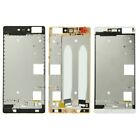 Frame Intermediate for Huawei P8 White Gold Black Frame Chassis Ratchet Ascend