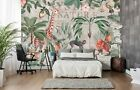 3D Jungle Animals B28 Wallpaper Wall Mural Self-adhesive Andrea haase Zoe