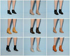Assorted Lot of Ankle Boots Shoes Genuine BARBIE for Tall  Curvy - You Choose