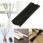 50pcs Rattan Reed Fragrances Oil Diffuser Replacement Refill Sticks For Perfume