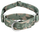 Country Brook Petz® Digital Camo Martingale Dog Collar