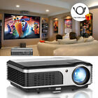 LED HD 1080P Projector Video Movie Home Theater Proyector USB HDMI Night Game AV