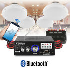 Ceiling Speakers Bluetooth Amplifier System Cafe Restaurant Shop Select 2,4,8