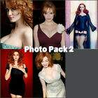 Christina Hendricks - Pack of 5 Prints - Choice of 20 pictures - Hot Sexy Photos