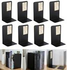 Kyпить 2~8X Heavy Duty Metal Bookends Book Ends Home Office School Shelves Stationery на еВаy.соm
