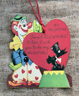 Hang Tags I'M NOT CLOWNING AROUND SCOTTIE DOG VALENTINE TAGS 214 Gift Tags