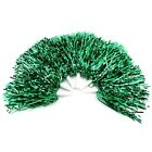 7 Colors 6pcs Cheerleading Pom Poms Party Dance Accessories Sports Pompoms Cheer